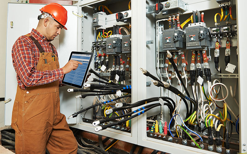 Mantenimiento eléctrico de mejora