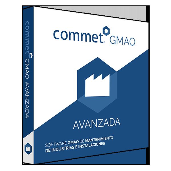 commet GMAO Avanzada