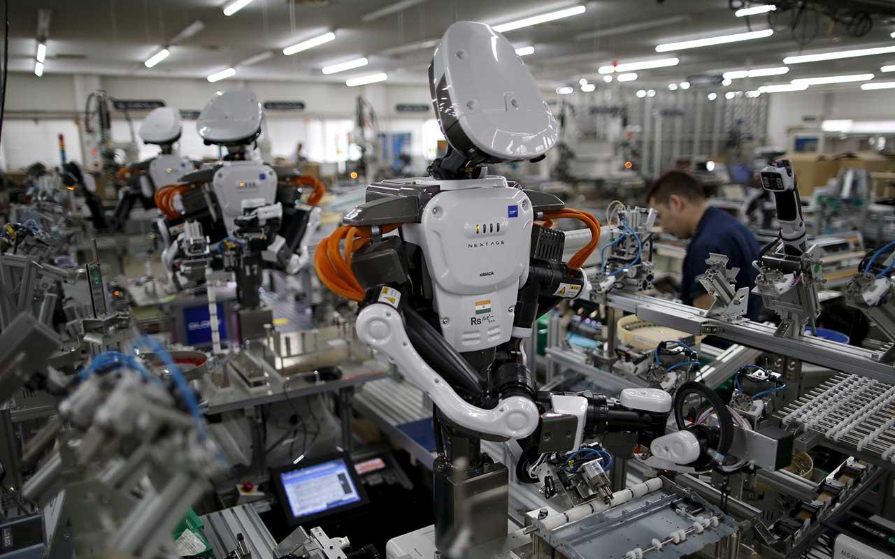 Industria robotizada 4.0