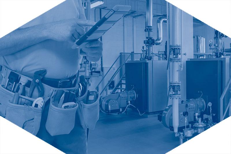Software de Mantenimiento Industrial commet GMAO